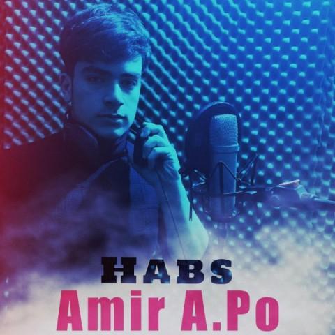 دانلود آهنگ جدید امیر A.po حبس Amir A.