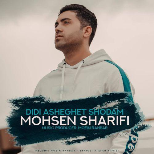دانلود آهنگ جدید محسن شریفی دیدی عاشقت شدم