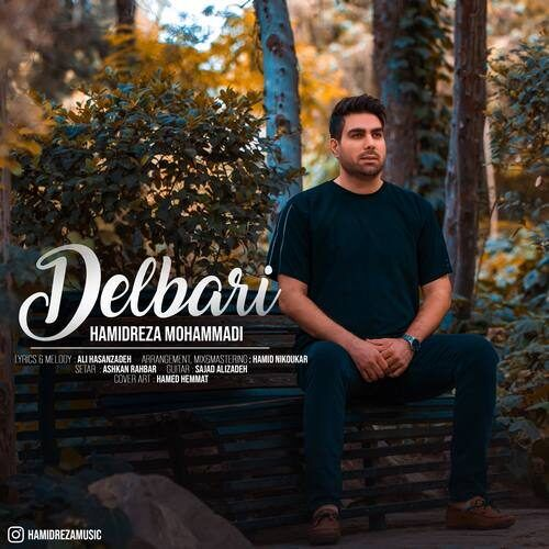 دانلود آهنگ جدید حمیدرضا محمدی دلبری